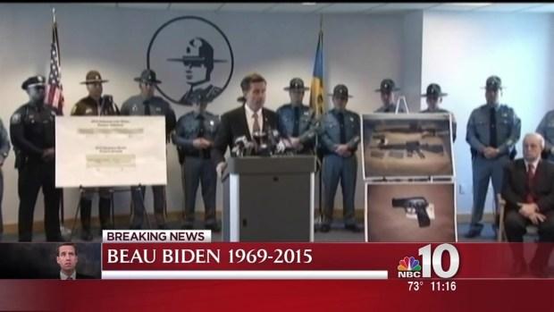 [PHI] Late Beau Biden Leaves Behind a Legacy in Delaware