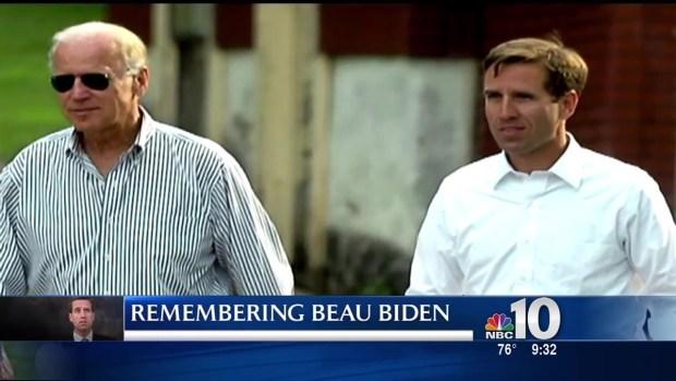 [PHI] Delaware Residents Mourn the Loss of Beau Biden