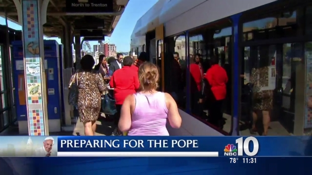 [PHI] Officials to Detail NJ Transportation Plans for Pope Visit