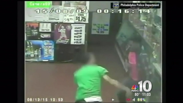 [PHI] Customer Fights Off Would-Be Robber