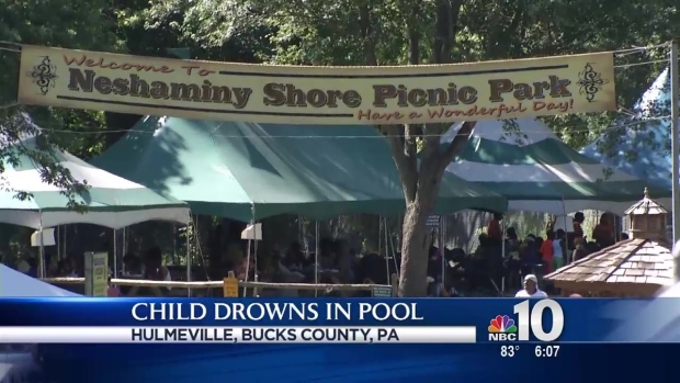 Boy Drowns In Bucks County Pool Nbc 10 Philadelphia