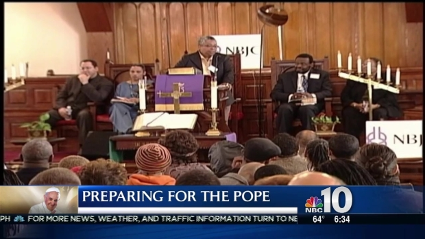 [NATL-PHI] Church Leaders Concerned Over Pope's Visit