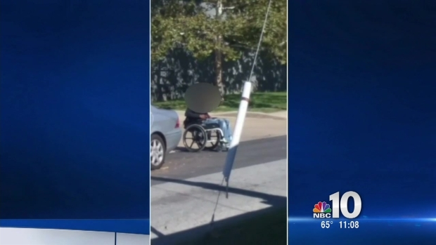[PHI] Police Shoot and Kill Armed Man in Wheelchair