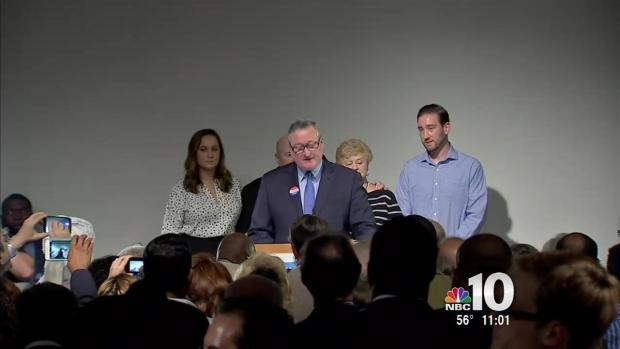 Jim Kenney Elected Mayor of Philadelphia