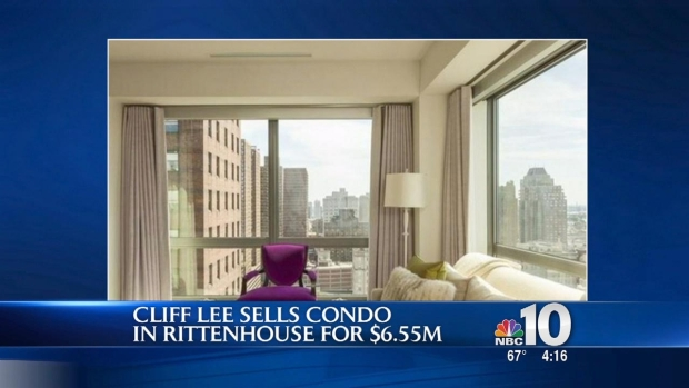 [PHI] Cliff Lee's Condo Sells for $6.55 Million