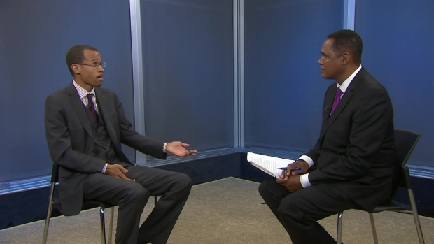 Chaka Fattah Junior Talks to NBC10 - PART 4
