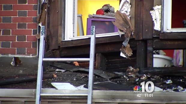 [PHI] Neighbors Play Hero in Frankford Fire