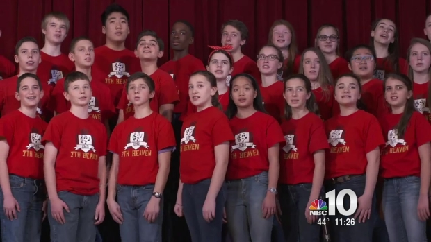 Sounds of 1st Place Haverford Middle School Choir
