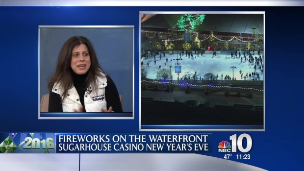 [PHI] New Year's Eve Fireworks an Event for the Whole Family