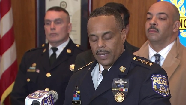 [PHI] Suspect Confesses to Shooting Philly Officer 'In the Name of Islam:' Commish