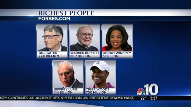 Powerball Winner Would Be Among America's Richest