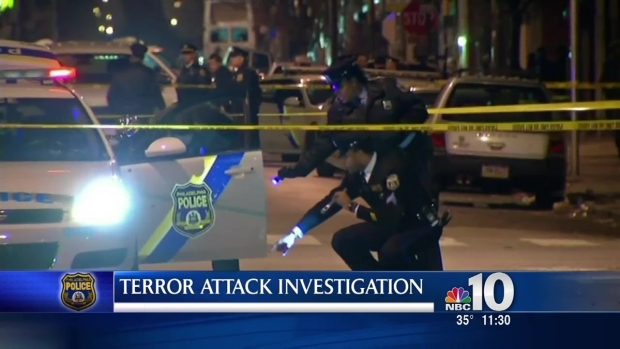 [PHI] FBI Probes Police Ambush Shooting as Terror Attack