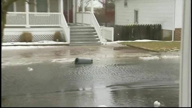 Major Flooding in Wildwood