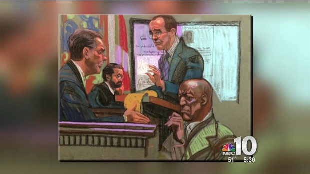 Former DA Takes the Stand in Bill Cosby Trial