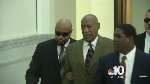 Judge Takes Recess After First Day in Cosby Hearing