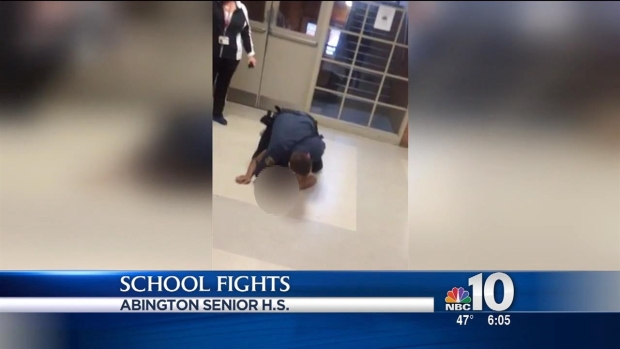 [PHI] Abington Senior High School On Alert After Alleged Fights