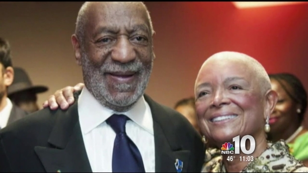 [PHI] Judge Rejects Camille Cosby's Bid to Stop Deposition Against Husband