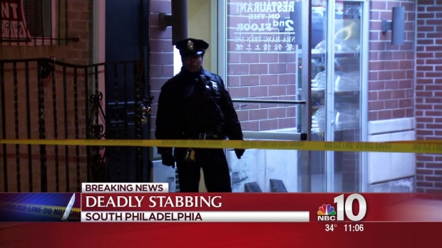 [PHI] Woman Dies in Stabbing on Washington Avenue in South Philadelphia
