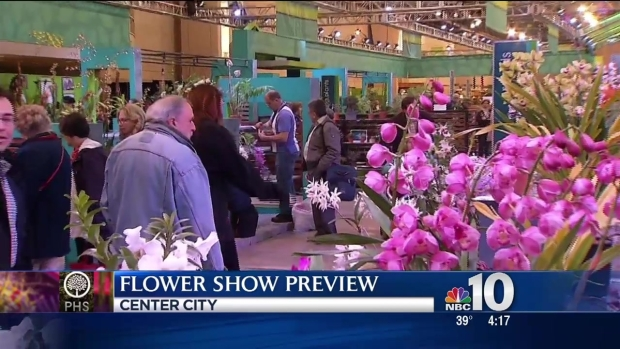 [PHI] Taste of Spring at the Philadelphia Flower Show