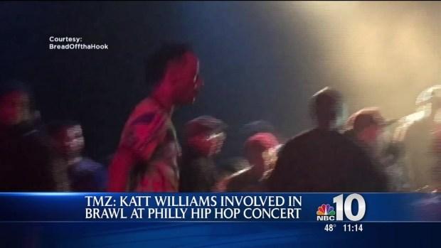 [PHI] Caught on Cam: Katt Williams Involved in Brawl During Philly Concert