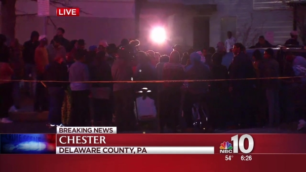 Chester Police Shooting Leaves Officer in Hospital