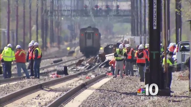 2 Dead, Dozens Hurt in Amtrak Train Crash