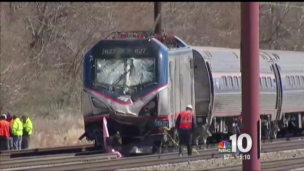 Amtrak Crash Victims Took Refuge in Nearby Church