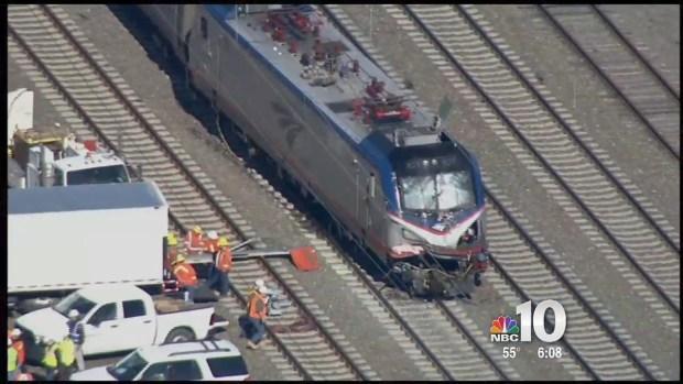 NTSB Gives Update on Deadly Amtrak Delrailment