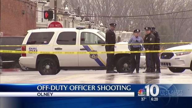[PHI] Off-Duty Officer Shoots, Kills Armed Robber: Police