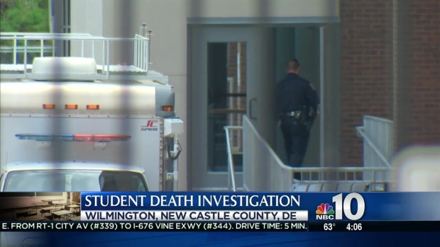 No charges yet in death of Delaware high school student
