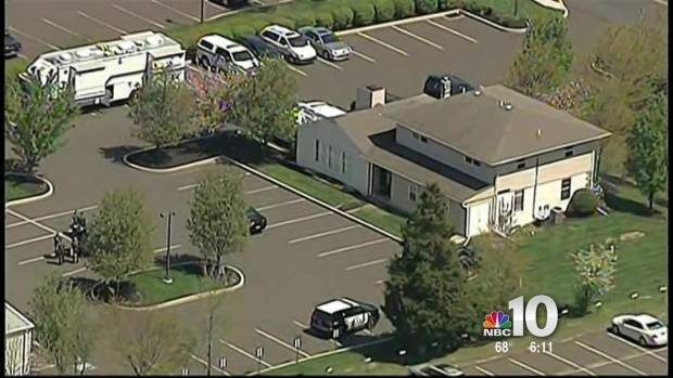 Man Killed in Montgomery County Church Shooting
