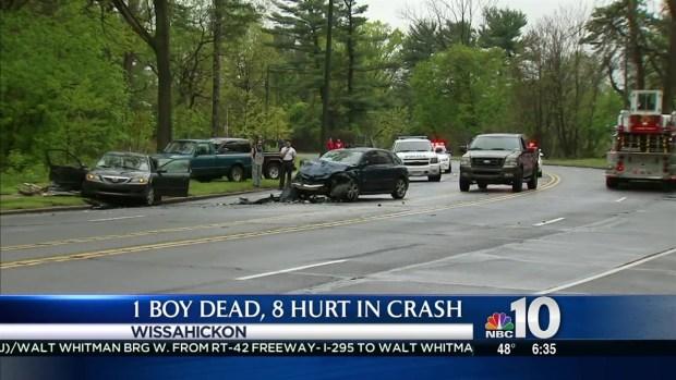 Child Dies Along Dangerous Philly Curve