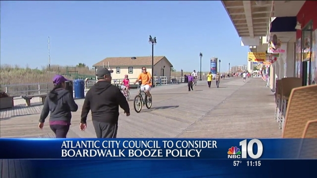 [PHI] Booze Coming to Atlantic City Boardwalk?