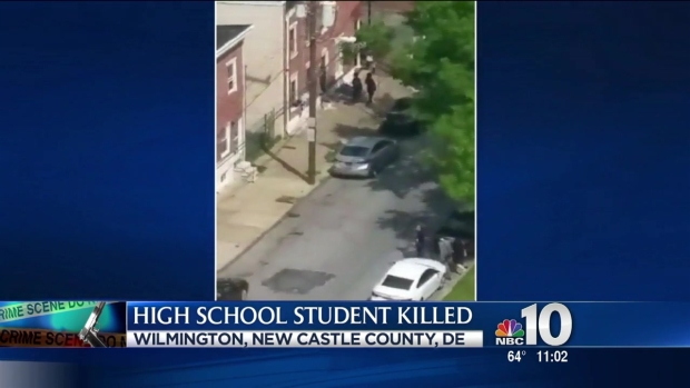 Second Howard High Student Killed