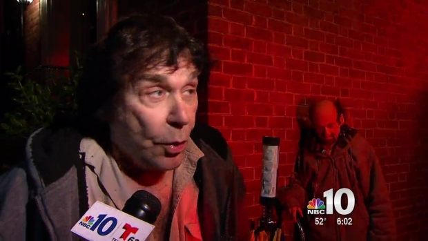 Neighbor Describes 'Frightening' Scene After Society Hill Blast
