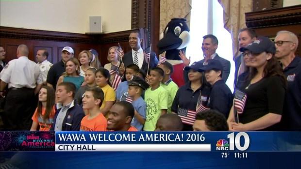 [PHI] New 'Wawa Welcome America' Details Revealed
