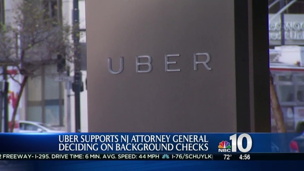 [PHI] Uber Will Agree With NJ Attorney General