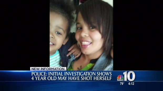 Four-Year-Old Killed May Have Shot Herself: Police