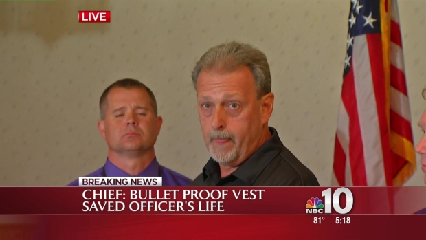 FULL VIDEO: Police Hold Press Conference on Shooting of Folcroft Officer