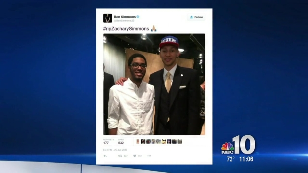 Ben Simmons Mourning Loss of Cousin Killed in Hit-and-Run