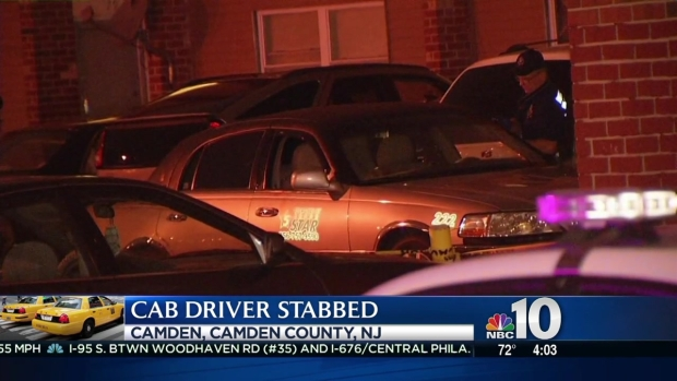 Bystanders Save Cabdriver Stabbed 7 Times by Passenger in