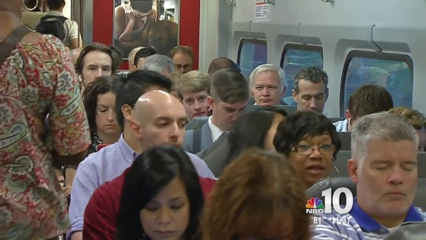 Commuters Dealing with SEPTA Shortage