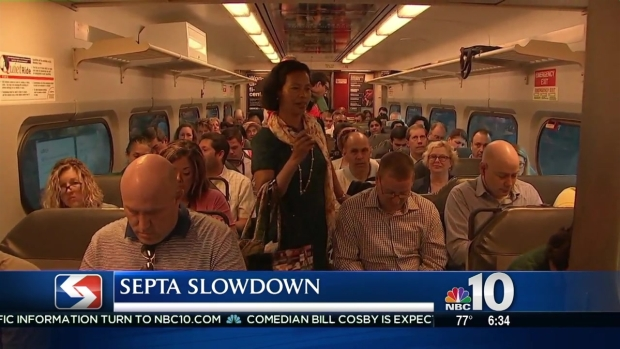 Another Morning of SEPTA Woes