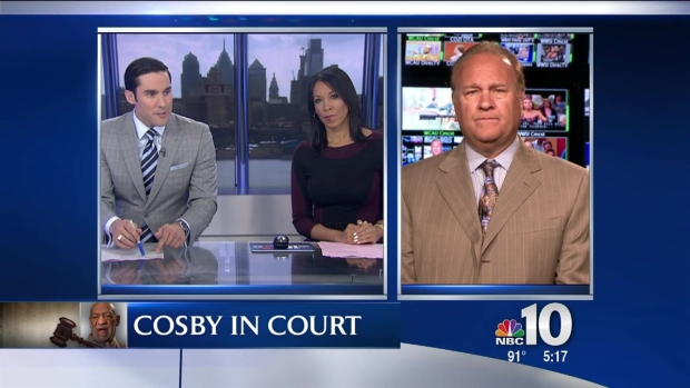 [PHI] Judge Michael Donio Evaluates Bill Cosby's Situation in Court