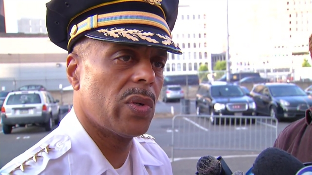 [PHI] Philadelphia Police Commissioner Ross Reacts to Dallas Ambush: 'Absolutely Scary'