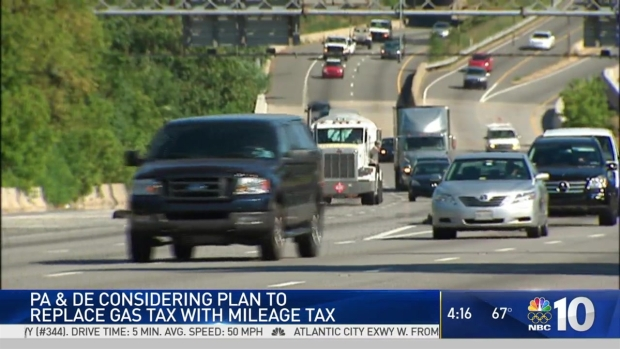 Driving Could Soon Cost Per Mile