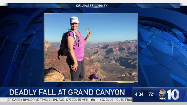 Hiker Falls to Her Death