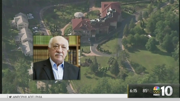 [PHI] Cleric Living in Pennsylvania Denies Involvement in Turkey Coup