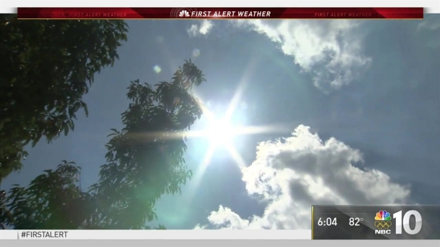 Excessive Heat Warning Stays in the Area