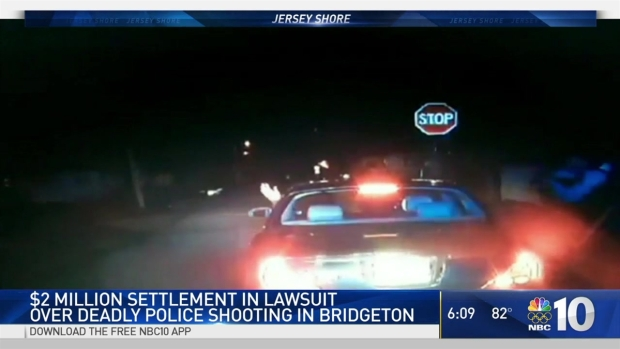 [PHI] Two Million Dollar Settlement in Deadly Police Shooting